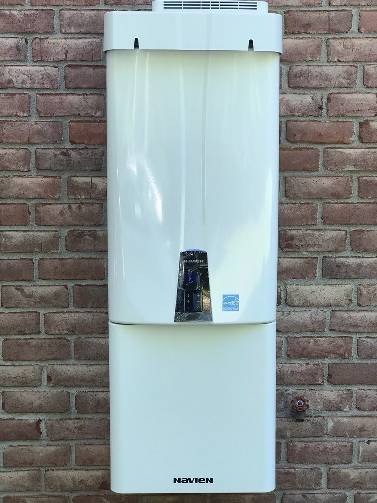 water heater and tankless water heater installation